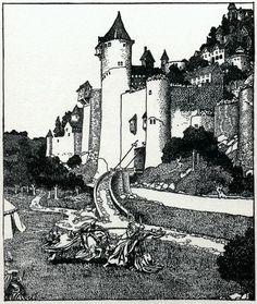 Leodegrance - Wikipedia (Fergus mac Guillomar)