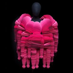 Utopian Bodies: Fashion Looks Forward exhibition presents futuristic garments