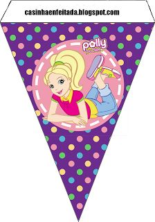 Charming Child: Polly Pocket Party Kit For Free Print
