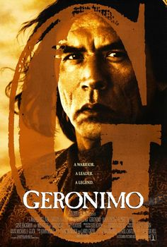 WALTER HILL  Geronimo: An American legend