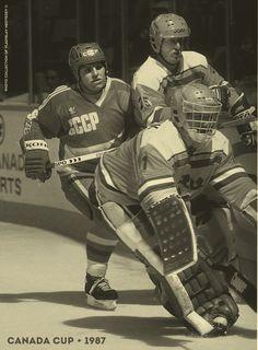 Кубок Канады 1987 #hockey #хоккей #швеция #ссср #кубокканады #владимиркрутов