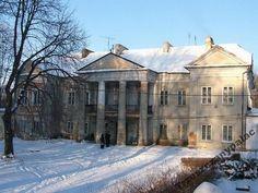 Pałac Trzeszczany Gm. Trzeszczany woj. Lubelskie