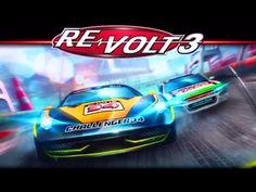 Мультики про Машинки Игры Гонки для Детей Re Volt 3