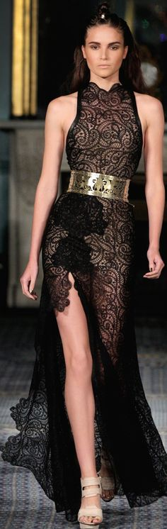 Kristian Aadnevik S/S 2015 I would definately wear this...But where? Prince charming's ball of course...