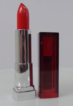 Maybelline Refined Red - click thru for swatch/review