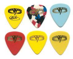 Van Halen Japan Tour pick