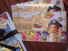 Soft Design: Soft Design na festa do Miguel - Backyardigans Piratas