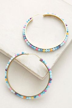 Lena Bernard Althea Hoop Earrings