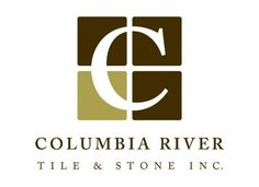 square logo by Columbia River Tile & Stone Inc. Branding Design, Logo Design, Graphic Design, Construction Branding, Craft Logo, Square Logo, Tile Crafts, Columbia River, Logo Google