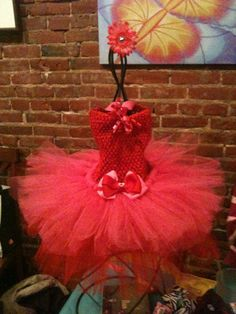 One of our Valentine Tutu!!!