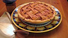 Homemade No Sugar Apple Pie