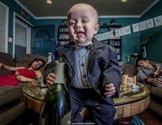 Adorable Not-Your-Average Baby Calendar