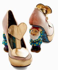 garden gnome, Somethin-ELS Irregular Choice