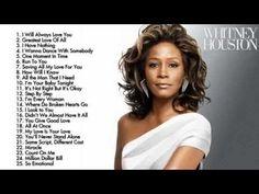 Whitney Houston's Greatest Hits   Best Songs Of Whitney Houston - YouTube