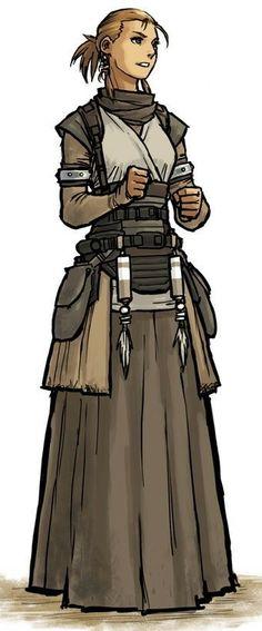 Jedi Consular: Old Republic Era