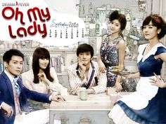 Oh! My Lady - Watch Full Episodes Free on DramaFever on @dramafever, Check it out!