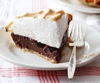 How to Make Meringue Topping for Pies (& several pie recipes, including chocolate)