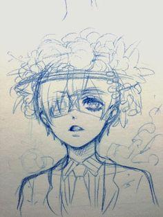 I love this draw by Yana Toboso <3
