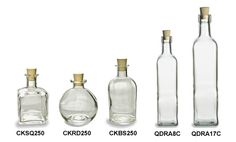 Great bottles to use to put together cute little gift baskets that include bath salts or oils (keep in mind for birthdays and holidays)