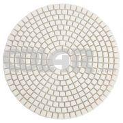 Disco Polimento 125mm Branco - IT  Os Discos Diamantados em Liga de Resina foram especialmente desenhados para atender as necessidades dos restauradores de pisos em mármore.  Devem ser usados em máquinas politrizes com rotação entre 175 e 300 RPM pesando entre 50 e 100 quilos, com prato rotatório de 430/440 mm de diâmetro e reservatório de água.  Polimento umido e seco.  www.colar.com