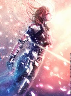 DENOUEMENT - Mass Effect 3by *Class34  SOO  amazing!