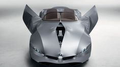 Car wrapped in fabric. Want to see the engine? Unzip the hood/bonnet. http://www.gizmag.com/bmws-gina-concept-car-features-a-flexible-skin-instead-of-solid-body-p/9483/