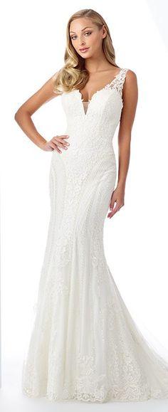 fe4ae78f44bd 119105 by Mon Cheri Mon Cheri Wedding Dresses, Mon Cheri Bridal, Aisle  Style,