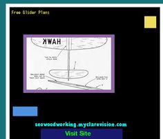 Free Glider Plans 173645 - Woodworking Plans and Projects!
