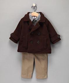 baby pea coat...to die for