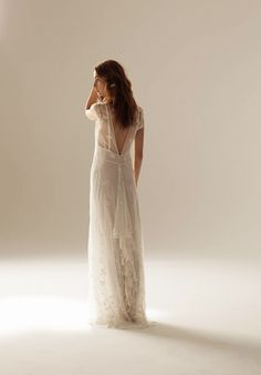 Lily lace wedding dress by Rubicon