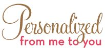 Monogrammed Jewelry and Gifts at www.personalizedfrommetoyou.com
