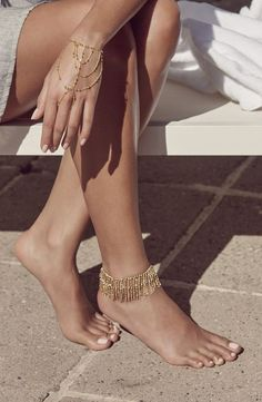 Women's Fashion : Body Jewelry - Anklet 252