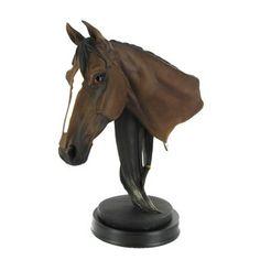 Brown Horse Head Statue | Shop Hobby Lobby