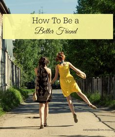 Sometimes it's hard making and keeping friends as adults. Here are some steps we can take to ensure solid friendships in our young adult years!