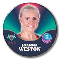 Joanna Western- GD,GK,WD