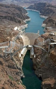 Boulder City (Hoover Dam) Saw the Hoover Dam on one summer trip with my Grandparents.