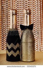 Resultado de imagem para Decorated Bottles