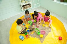 EQIQ Kids Place Mat (from Korea) (0+ yrs) – Little Llama