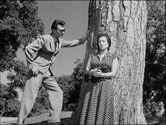 """Walter Chiari & Anna Magnani in """" Bellissima """" di Luchino Visconti ( 1951 )"""
