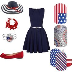 Jamberry what jam would you wear with the outfit?
