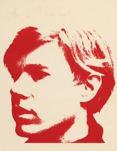 ANDY WARHOL Self-Portrait, 1967 acrylic and silkscreen ink on linen 8 x 8 in. x cm. Andy Warhol Museum, Mechanical Art, Art Calendar, Renaissance Paintings, American Artists, Art Day, Les Oeuvres, Art Museum, Screen Printing