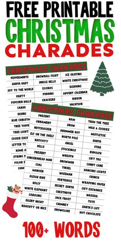 Fun Christmas Party Ideas, Christmas Party Games For Groups, Christmas Activities For Families, Xmas Games, Printable Christmas Games, Holiday Party Games, Office Christmas, Hallmark Christmas