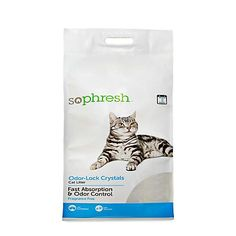 So Phresh Odor Lock Crystal Cat Litter, 30 lb.: So Phresh odor-lock crystal cat litter, 30 lbs. Litter crystals provide advanced odor control and superior moisture absorption. Can absorb liquids and odors for up to a full month. Best Cat Litter, Litter Box, Training A Kitten, Dog Training, Cat Store, Kitten Care, Cat Behavior, Cat Supplies, Cat Grooming