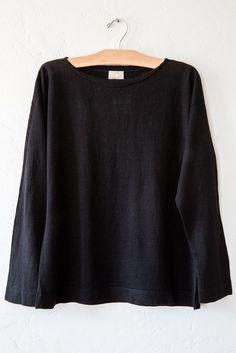 bomba black sweater