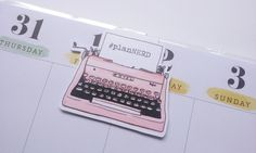 VENTA máquina de escribir Vintage señal por BellaCreationzCo