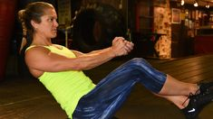 Abs, Abs, and More Abs! A Killer 15-Minute Core Workout: Video - HealthiNation