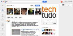 Google lança novo visual do Google+