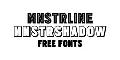MNSTR is a display font family. This typeface has two styles and was published by Gaslight. Form Design, Web Design, Letter Form, Typography, Lettering, Premium Fonts, Cool Fonts, Creative Design, Free