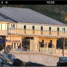 Watergate Bay The Beach Hut