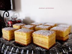 Lithuanian Recipes, Lithuanian Food, Sweeter Than Honey, Cheesecake, Deserts, Bread, Cakes, Kitchen, Kitchens